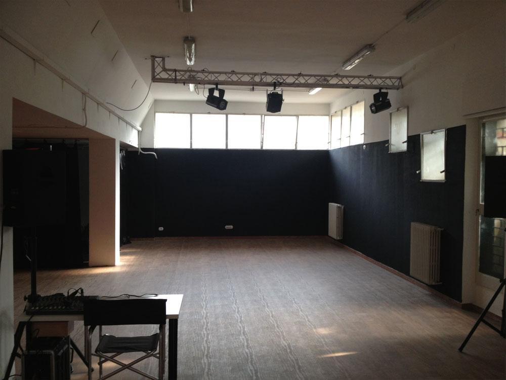 Piccola Sala Prove : Sala prove eventi sala feste milano spazio conferenze milano